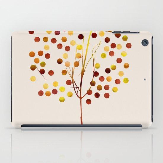Tree of Life Amber by Jacqueline Maldonado & Garima Dhawan iPad Case