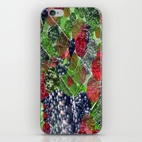mixture of nature iPhone & iPod Skin