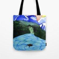 Landscapes / Nr. 1 Tote Bag