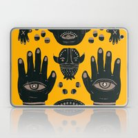 Raise yr Hands Laptop & iPad Skin