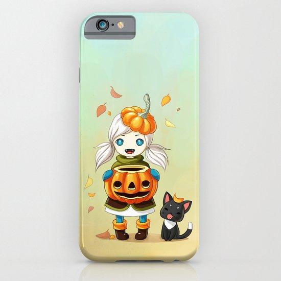 Pumpkin 2 iPhone & iPod Case