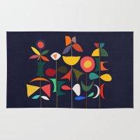 Klee's Garden Rug