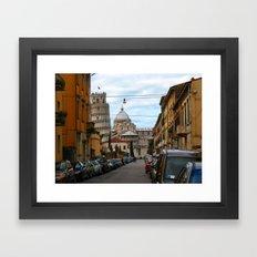 At First Sight Framed Art Print
