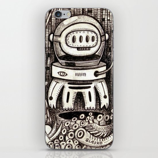 OGM GARDEN - La visite iPhone & iPod Skin