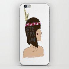 steffaloo  iPhone & iPod Skin