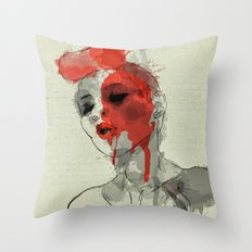 lost in dreams Throw Pillow
