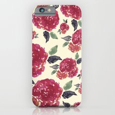 Antique Floral iPhone 6 Slim Case