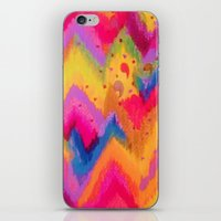 BOLD QUOTATION - Bright … iPhone & iPod Skin