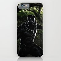 Big Cat On The Prowl iPhone 6 Slim Case