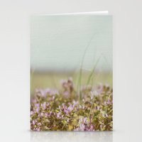 From The Ground Up Stationery Cards