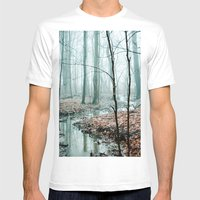 Gather Up Your Dreams Mens Fitted Tee White SMALL