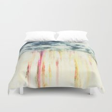 Let it rain on me Duvet Cover