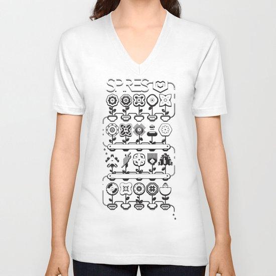 SPIRES IRRIGATION (2014) V-neck T-shirt