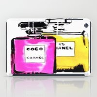 Coco Chanel iPad Case