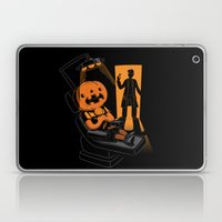 Are You Afraid Of The De… Laptop & iPad Skin