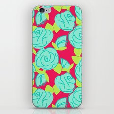 Roses Are Hot iPhone & iPod Skin
