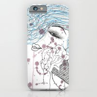 iPhone & iPod Case featuring Ice Cream by Meagan Harman