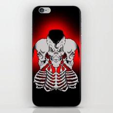 Psychobilly x 3 iPhone & iPod Skin