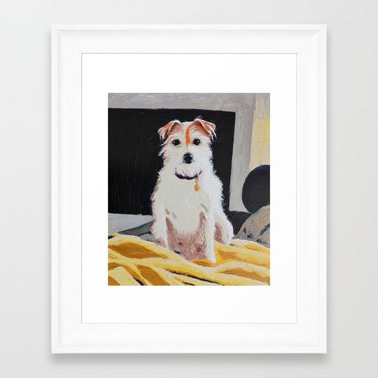 Dory Framed Art Print
