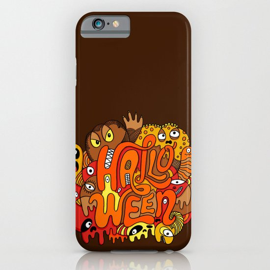 Happy Halloween! iPhone & iPod Case