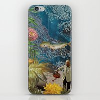 Sea Garden iPhone & iPod Skin