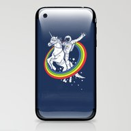 iPhone & iPod Skin featuring Epic Combo #23 by Jonah Block