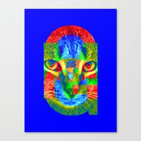 OMG-Sir Parker Canvas Print