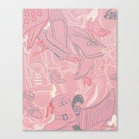 Shoe Love 2 Canvas Print