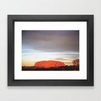 ULULU Framed Art Print