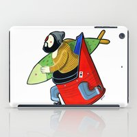 MORO Brother A iPad Case