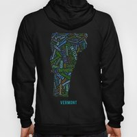 Word Cloud - Vermont Hoody