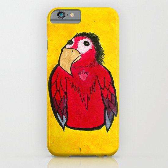 SquawkSquawk iPhone & iPod Case