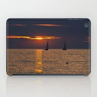 Summer Sunset On The Bal… iPad Case