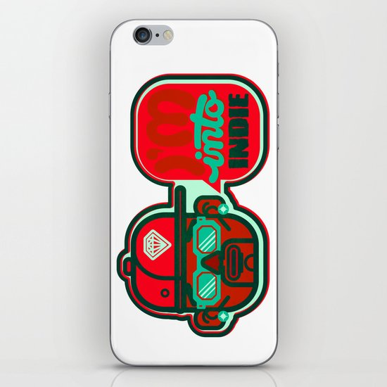 I'm Into Indie iPhone & iPod Skin