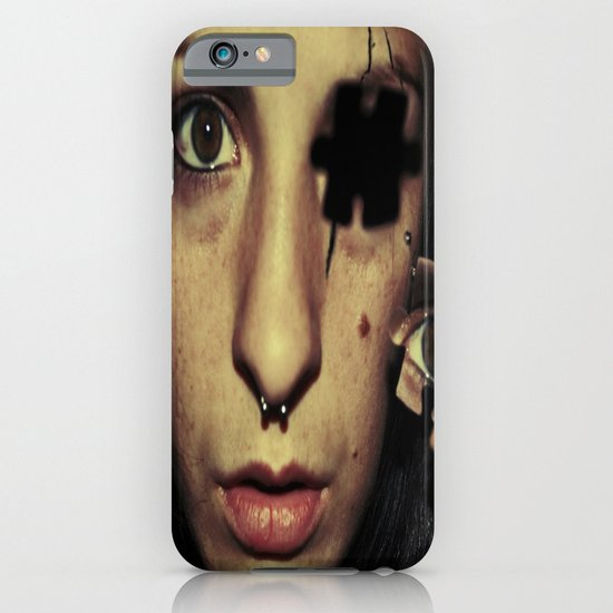 A piece of me iPhone & iPod Case