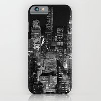 iPhone & iPod Case featuring When The Lights Go Out by lokiandmephotography