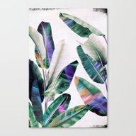 Tropical #1 Canvas Print