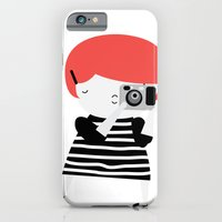 The ginger photographer iPhone 6 Slim Case
