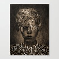 Ina Canvas Print