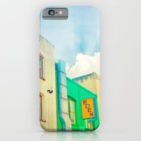 iPhone & iPod Case featuring SF Tops 2 by Mina Teslaru