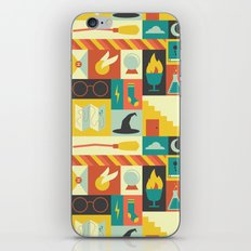King's Cross - Harry Potter iPhone & iPod Skin