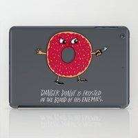 Danger Donut iPad Case