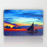 Sailing 1 Laptop & iPad Skin