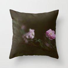 Rose #1 Throw Pillow