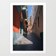 Callejón #2 Art Print
