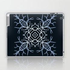 Diatom Snowflake Laptop & iPad Skin