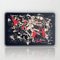Space Dairy Farming Laptop & iPad Skin