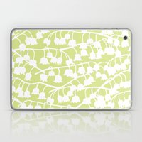 Lily Of The Valley Repea… Laptop & iPad Skin