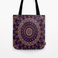 Peacock Jewel Tote Bag