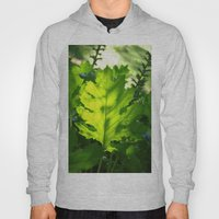 Green Touch Hoody